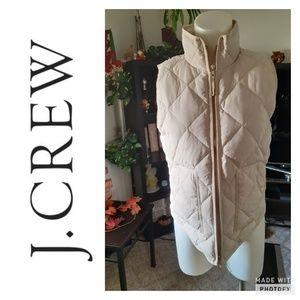 J crew women vest